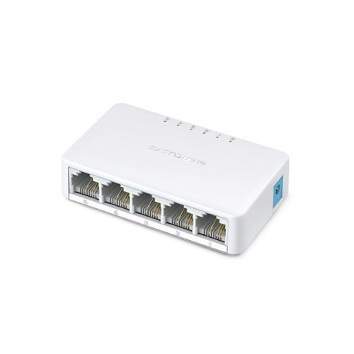 "Mercusys ""MS105"" - 5x100Mbps Switch"