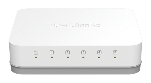 D-Link 5-Port 10/100M Switch