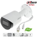 IPC Dahua 5MP, 3.6mm, IR30M - HFW2531S-S-0360B-S2 + SD up to 256GB
