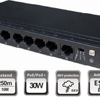 "UTEPO  ""SF9P-HM""  PoE switch / 8poe + 1up link"