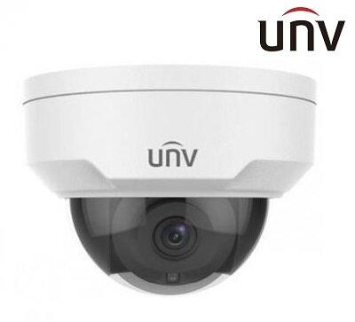 IPC UNV 2MP, 2.8 mm, IR 30M   IPC322SR3-VSPF28-C + SD up to 128GB
